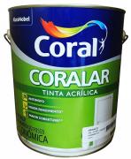 Tinta Látex Coralar Coral Acrílica 3,6 Litros DIVERSAS CORES
