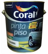 Tinta Pinta Piso Coral 3,6 L Quadras Esportivas E Trafego