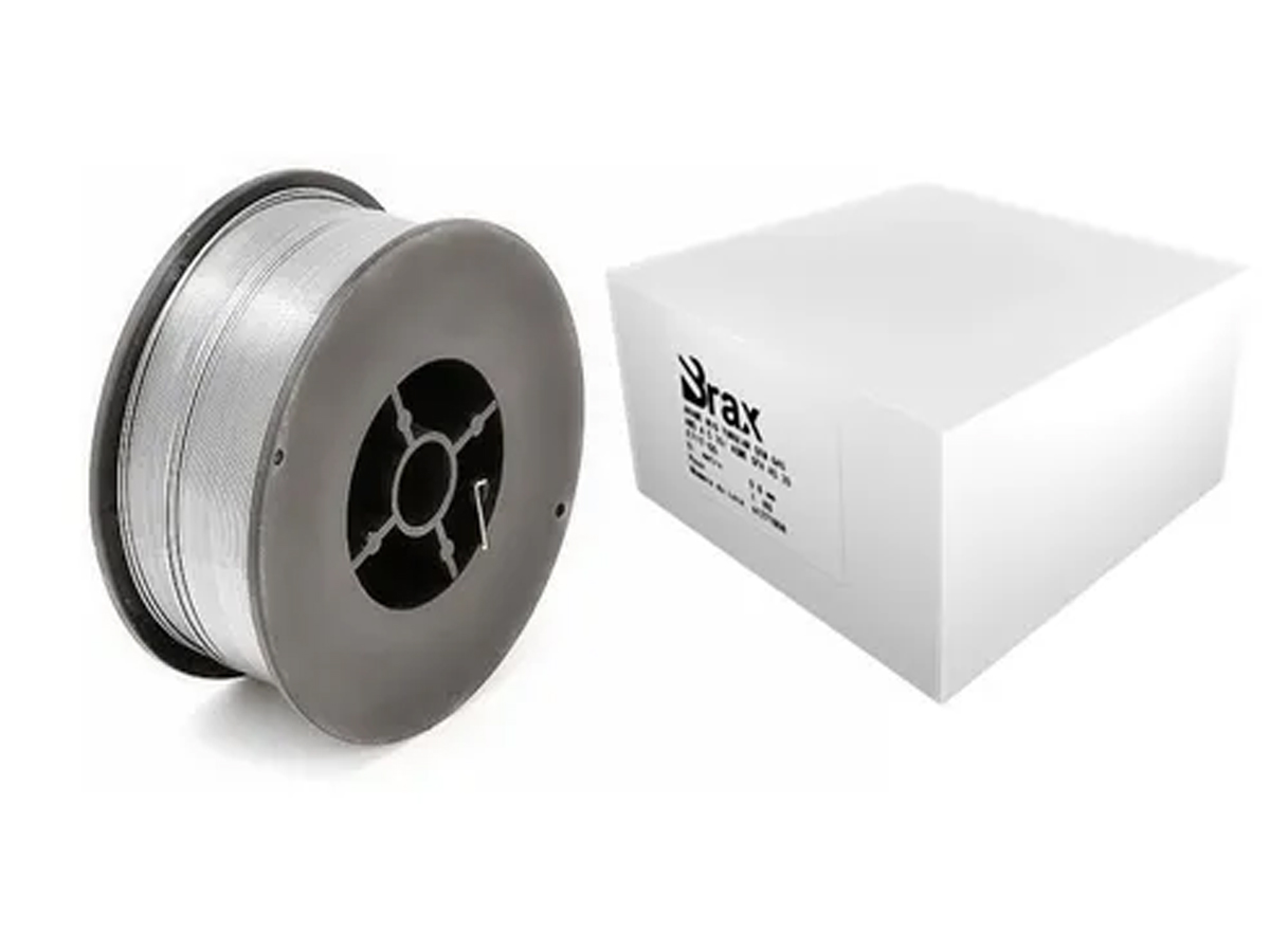 Arame Revestido Solda Mig Sem Gás 0.8mm 1kg + 2 Bico Contato