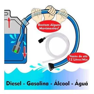 Bomba Magica Transferencia Arla32 Diesel Gasolina Alcool