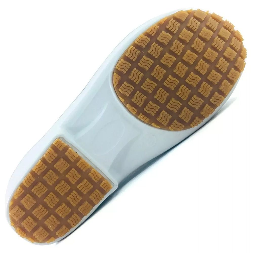 Bota Calçado Segurança Eva P/limpeza Antiderrapante Nº 39