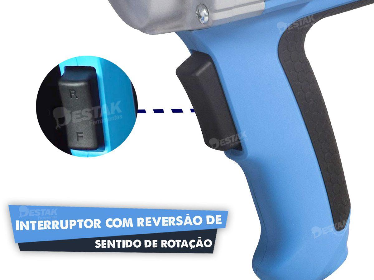 Chave De Impacto 1/2 900w G1961/br1 Gamma 127v