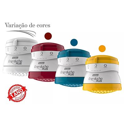 Chuveiro Ducha Enerducha Plus  5400w Enerbras
