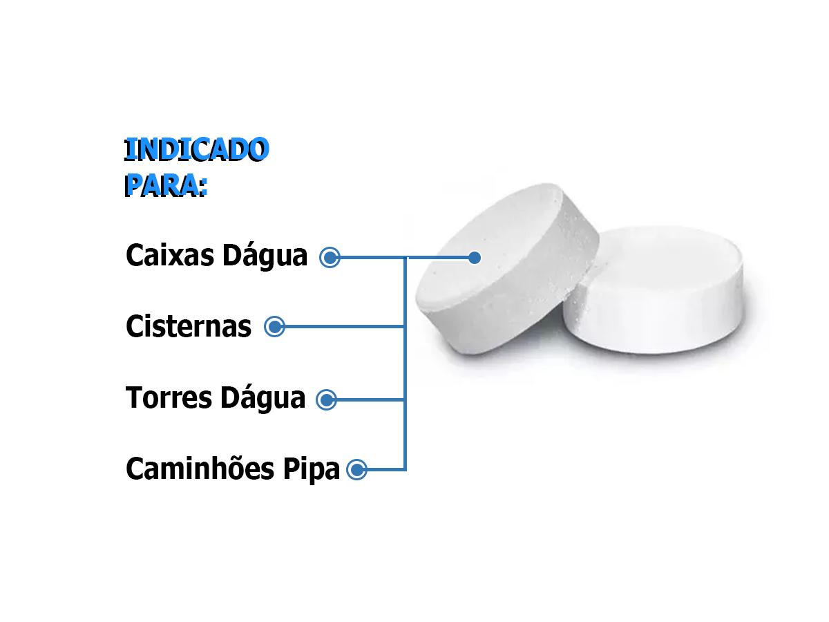 Clorin 10000 (Pote Com 25 Pastilhas) NTK