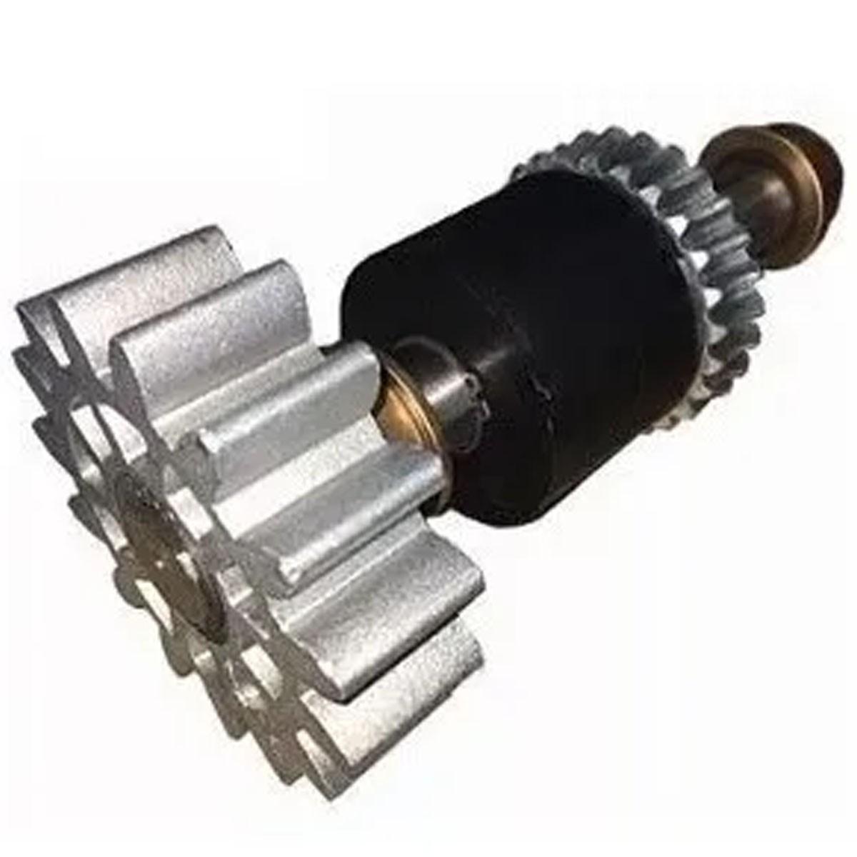 Conjunto Eixo Principal Motor Dz Nano Rossi
