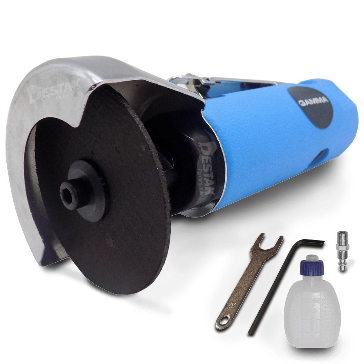 Cortador Lateral Pneumático 18.000 rpm Gamma