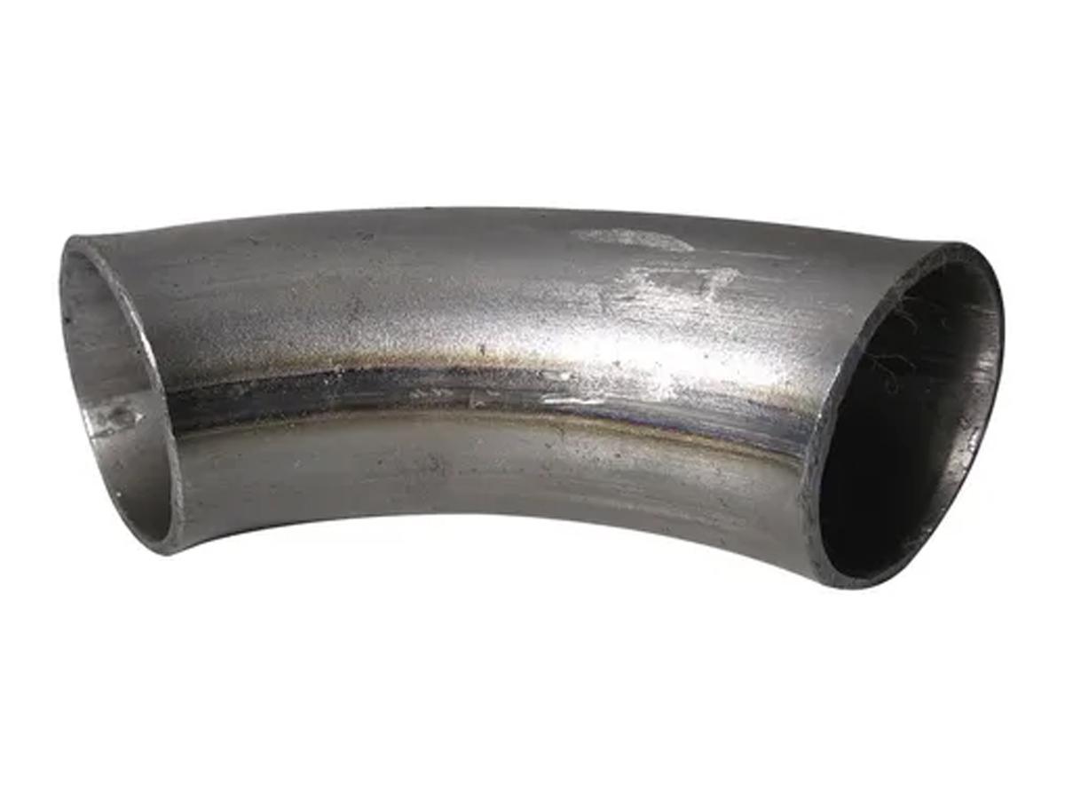 Curva Cotovelo 90° 1 1/2 Aço 1.5mm P/ Corrimao