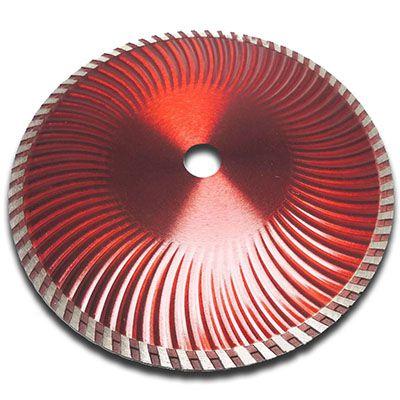 Disco de Corte Diamantado Turbo 9 Pol 230mm X 22 Esmerilhadeira