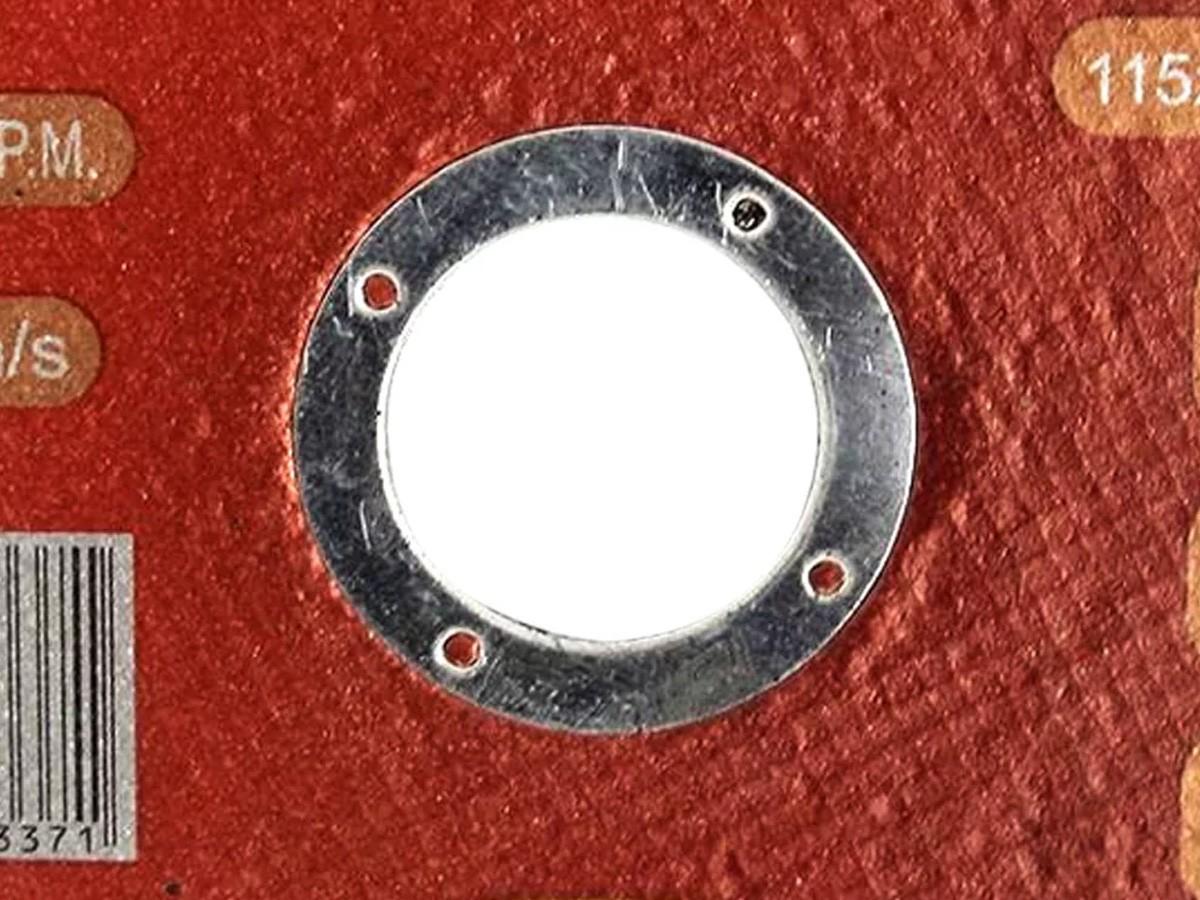 Disco De Corte 4 1/2 Aço/inox 115mm 50pçs Brindes
