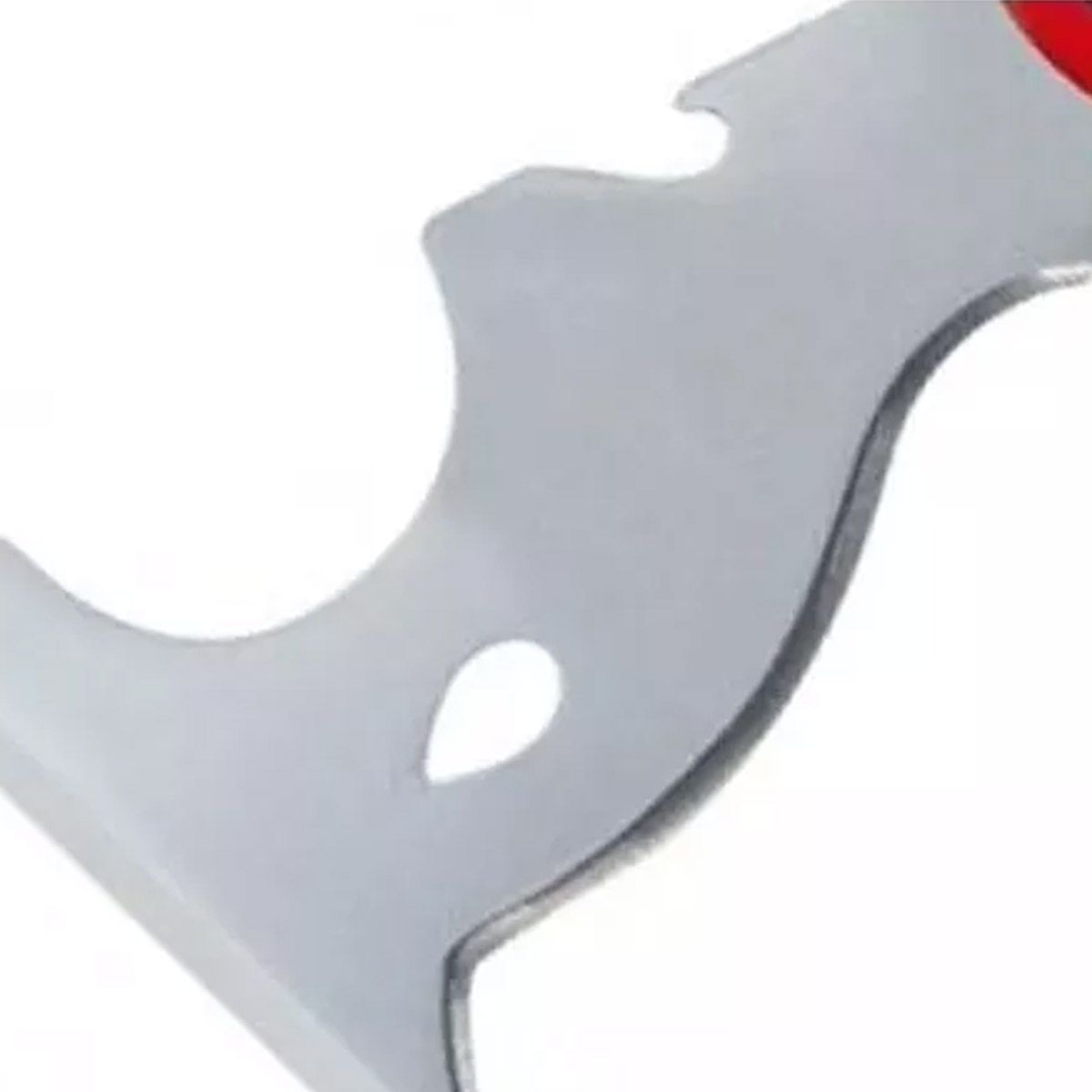 Espátula De Multifunção 10 Em 1 Reforçado Aço Inox Parede