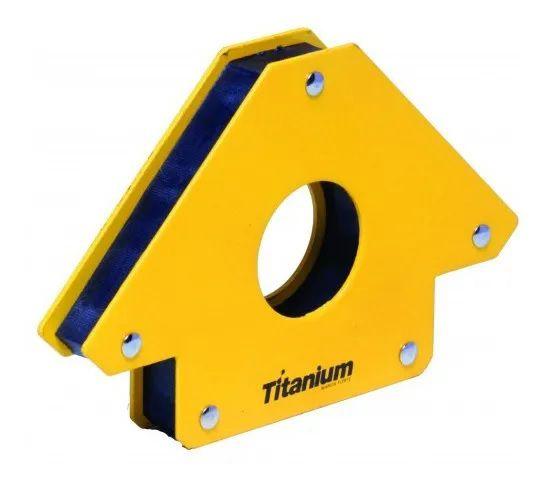 Esquadro para solda 35 kg titanium