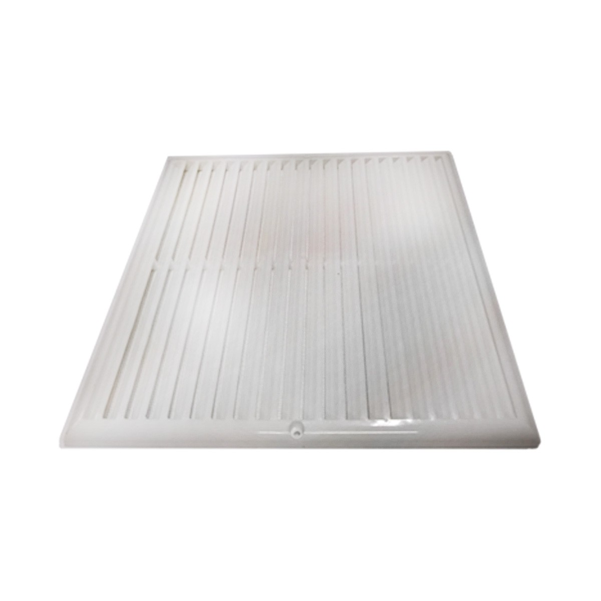 Grade Ventilacao 200x200mm Sobrepor Global Plastic