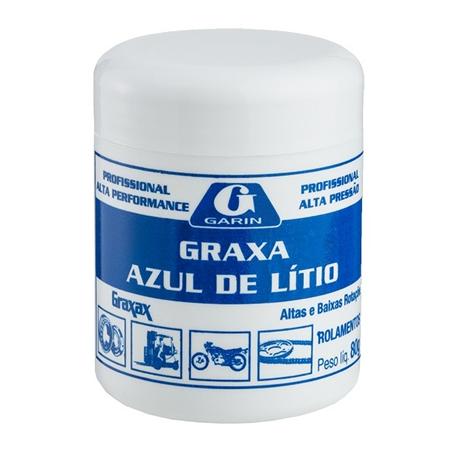 Graxa Azul de Lítio 500g - Garin