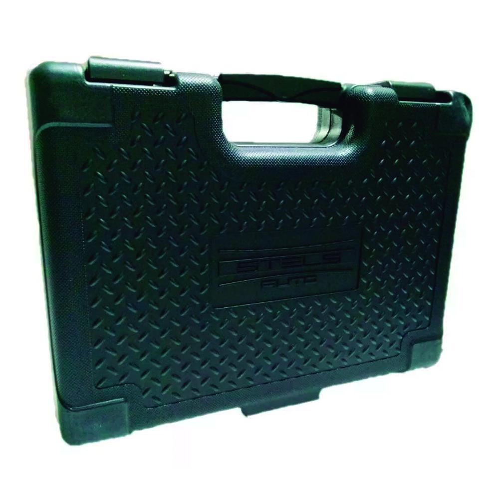 Jogo Soquetes Crv - 8 A 32mm Chave Catraca 1/2 Maleta Stels