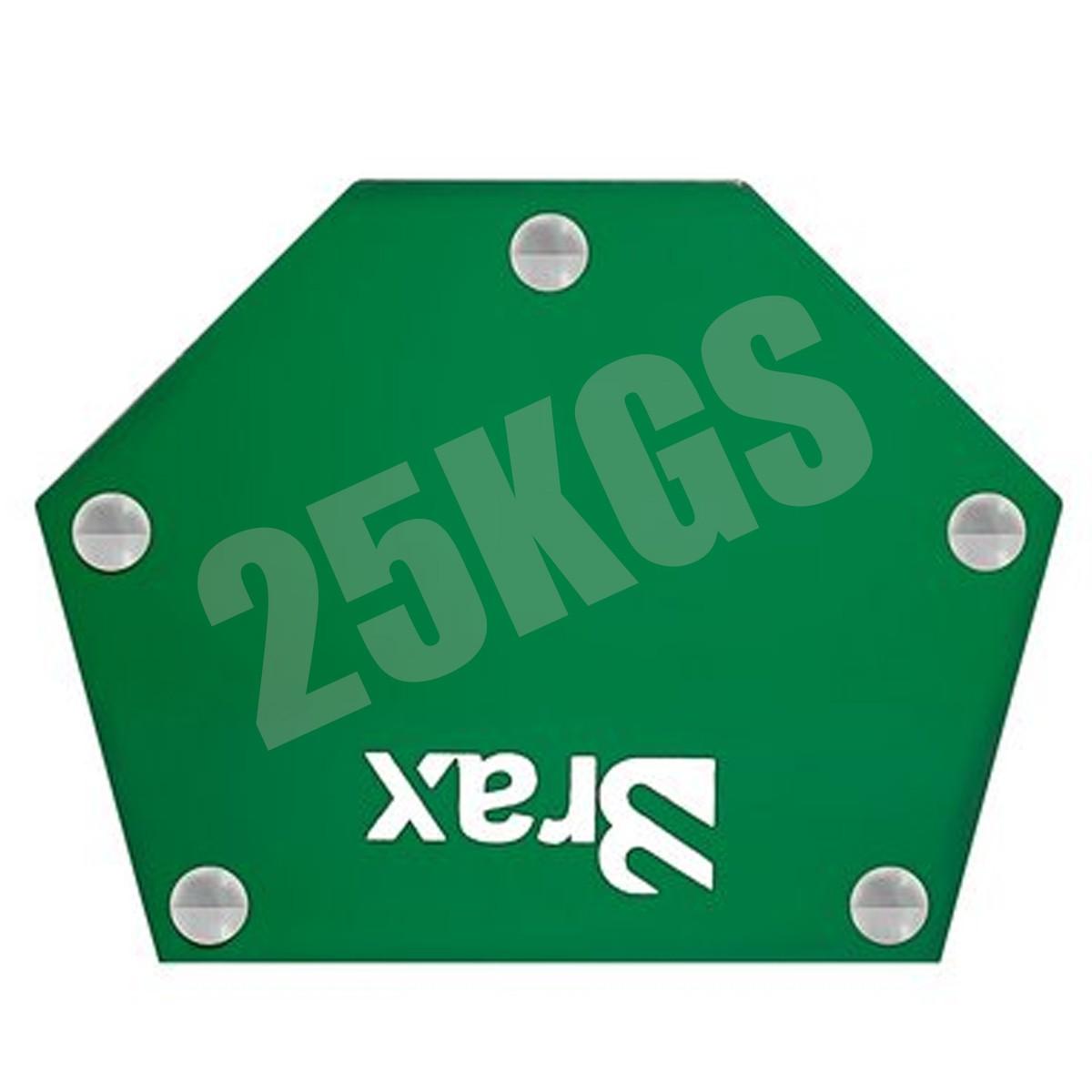 Kit 6 Esquadro Magnéticos Para Solda Ima 25kg Profissional