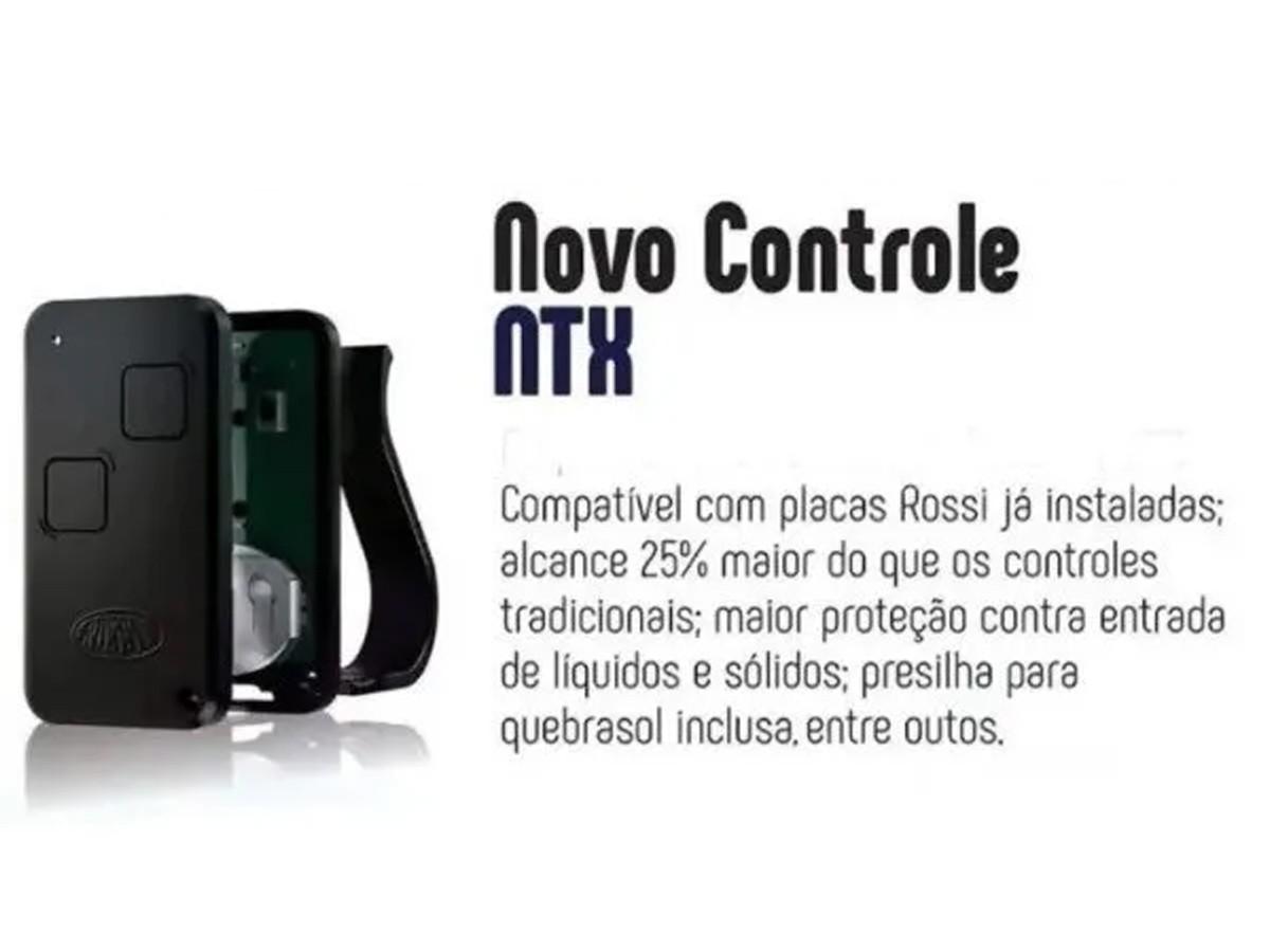 Kit Motor Basculante Rossi Bv UP Nano Turbo 1/4 Braço De 1,5m