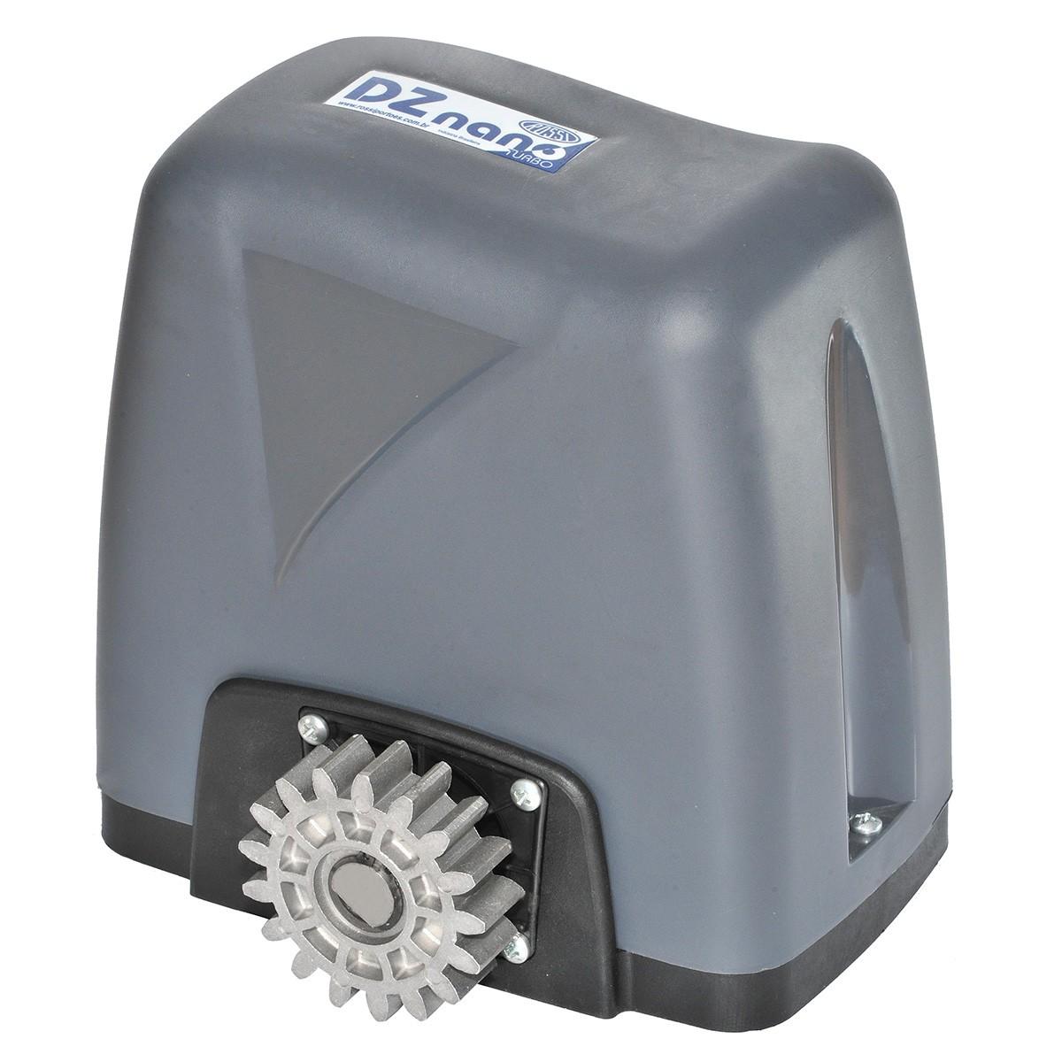 Kit Motor Rossi Dz Nano Turbo 6m Crem 3 Control 110v 600kg