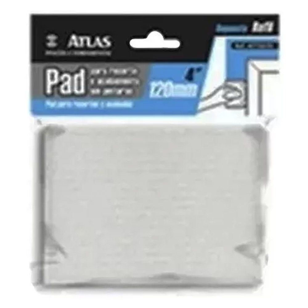 Kit Pintura Pad Recorte 360° Atlas C/ 2 Kit Refis Premium