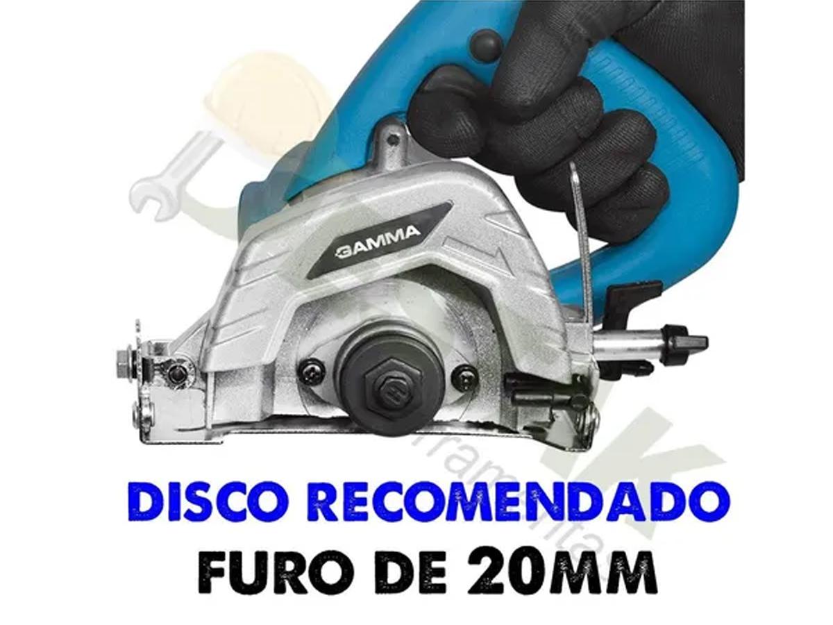 Kit Serra Marmore 1240w Gamma e Furadeira 550w Wesco 220v