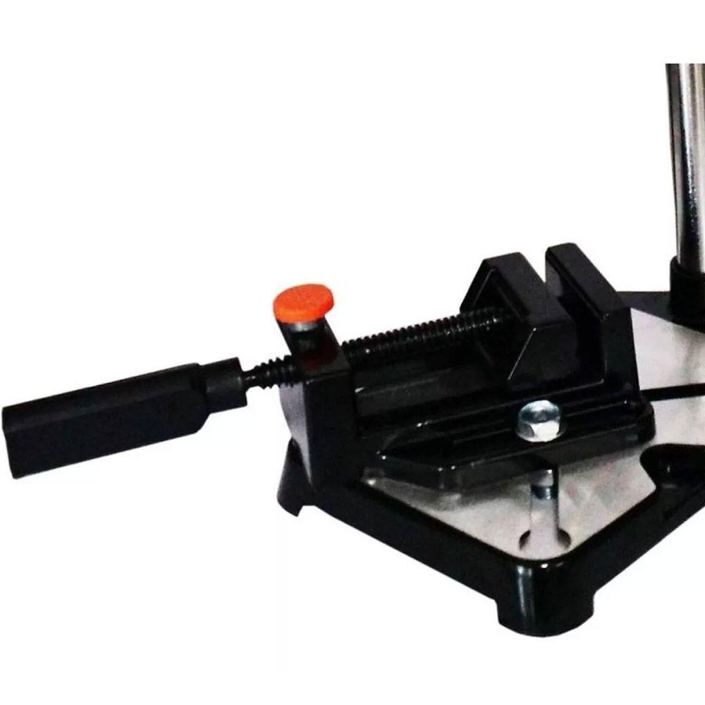 Kit Suporte Bancada E Furadeira 500w 220V Reforçado + Brindes