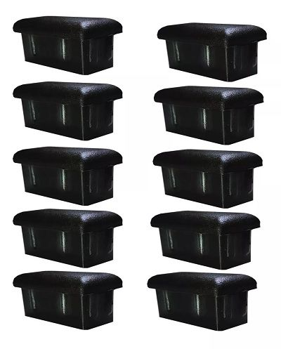 Kit Tampa Plástica P/Metalon 200Pç 30x20 e 200Pç 50x30