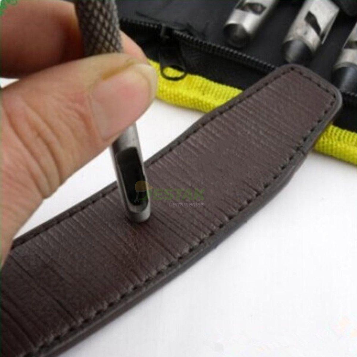 Kit Vazador Furador Perfurador + Martelo Unha 22mm