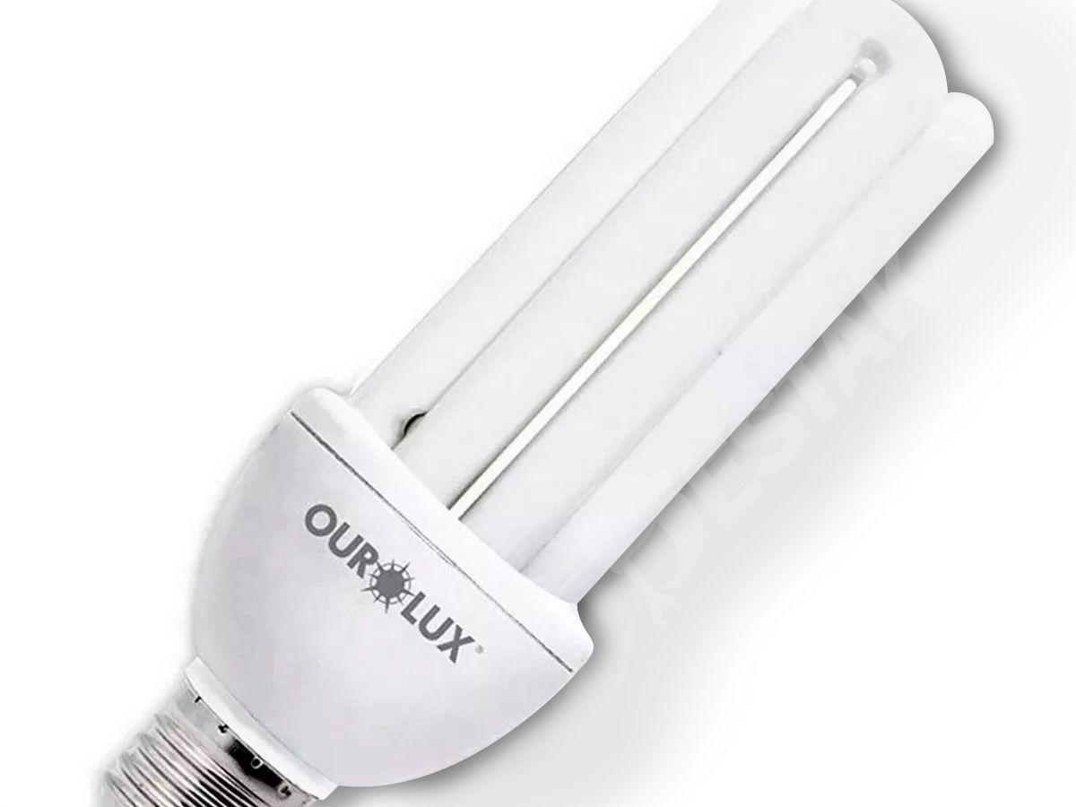 Lâmpada Eletrônica 25W 127V 6.400k Branca Fria E27