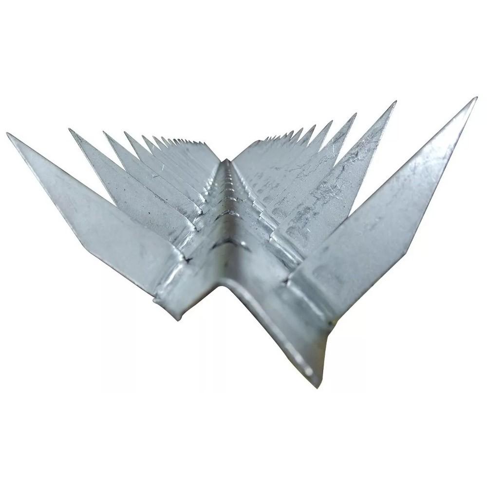 Lança Protetora Mandíbula 50cm P/ Muro Espinhaço