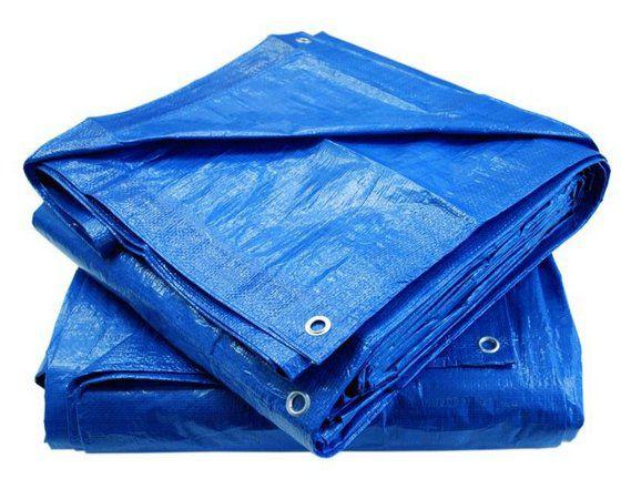 Lona Pesada 7x4 Azul Starfer reforçado mega utilidades forrar carro moto