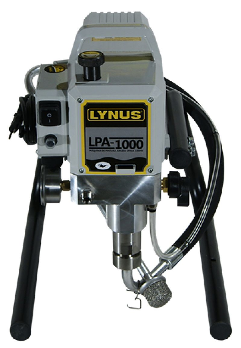 Máquina De Pintura Airless 1,3 Hp 1000w Lpa-1000 Lynus