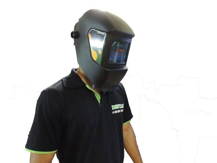 Mascara de Solda Automática Titanium Sem Regulagem LY200A