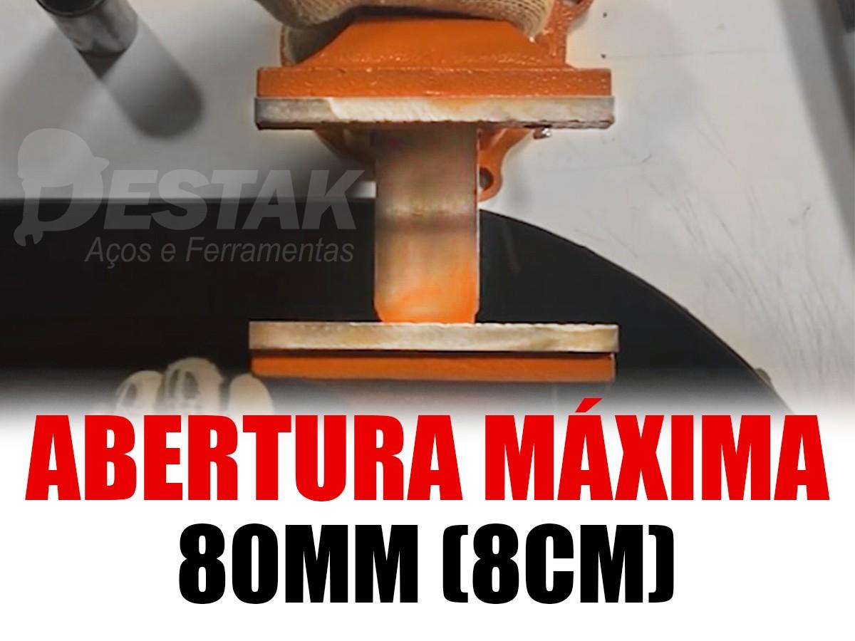 Morsa Bancada 95mm Giratória C/bigorna + Kit Marceneiro