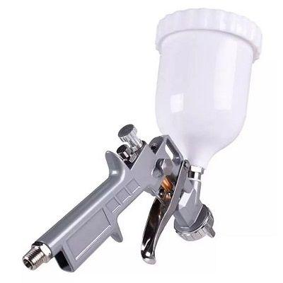 pistola pra pintura pneumatico gravidade stels