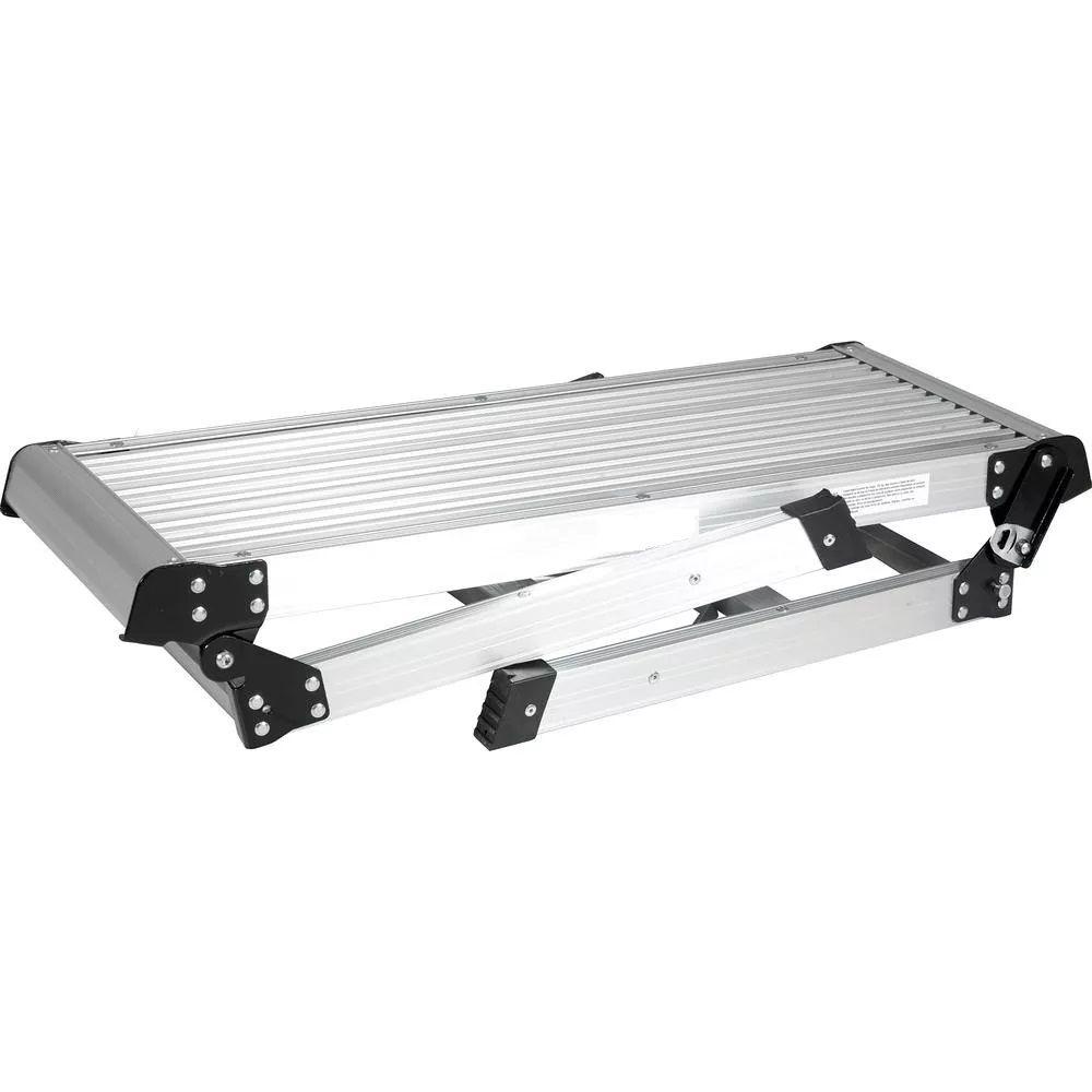 Plataforma de alumínio dobrável 150kg Starfer