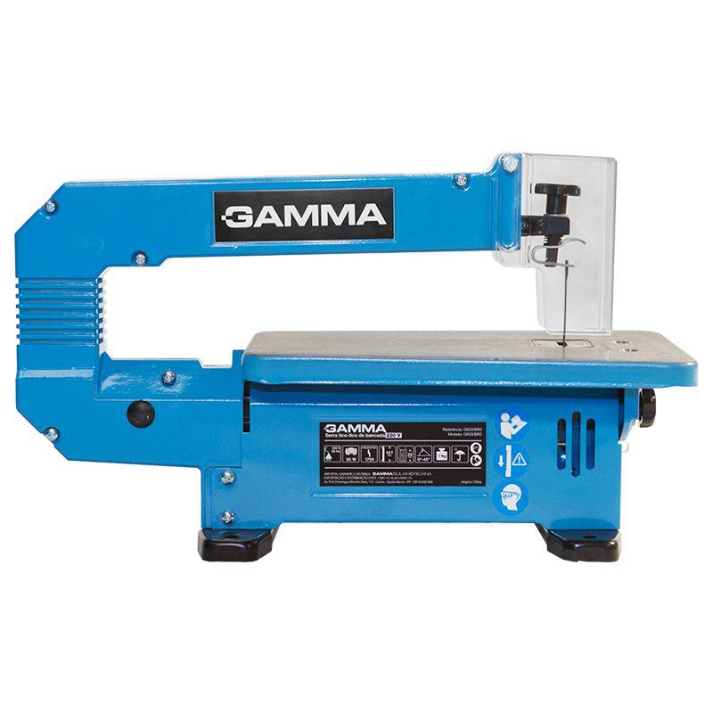 Serra Tico Tico De Bancada 85 Watts Gamma 220V