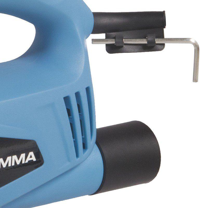 Serra Tico Tico Pendular Com Laser 710w G1940 Gamma - 127V