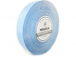 Fita Adesiva Extra Forte Linha Azul Megaplik - Rolo 33m - BRINDE 2 Removedores e Pó Auxiliar
