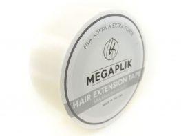 Fita Adesiva Extra Forte Megaplik - Rolo 2,75m Linha Antialérgica