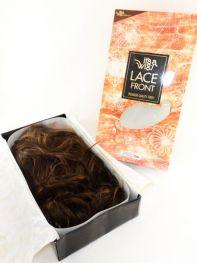 Peruca Cacheada Cachos Largos Front Lace Fibra Futura It´s a Wig Lace Wind P4/27