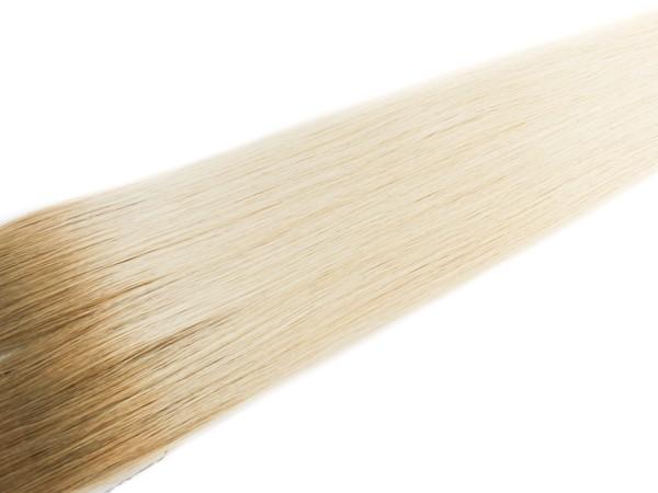 Mega Hair Loiro Ombre Fita Adesiva Premium - Cor 7/12