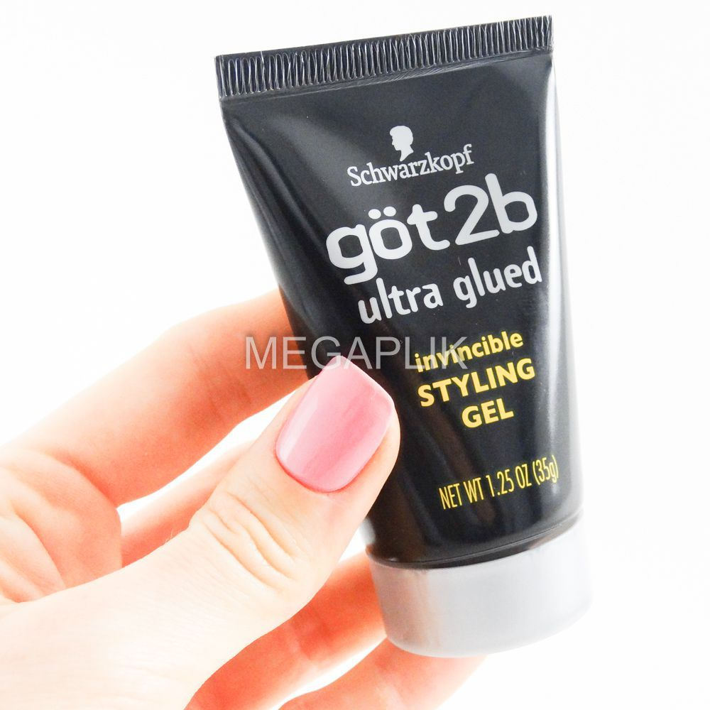 Gel Got2b Schwarzkopf Ultra Glued 35g