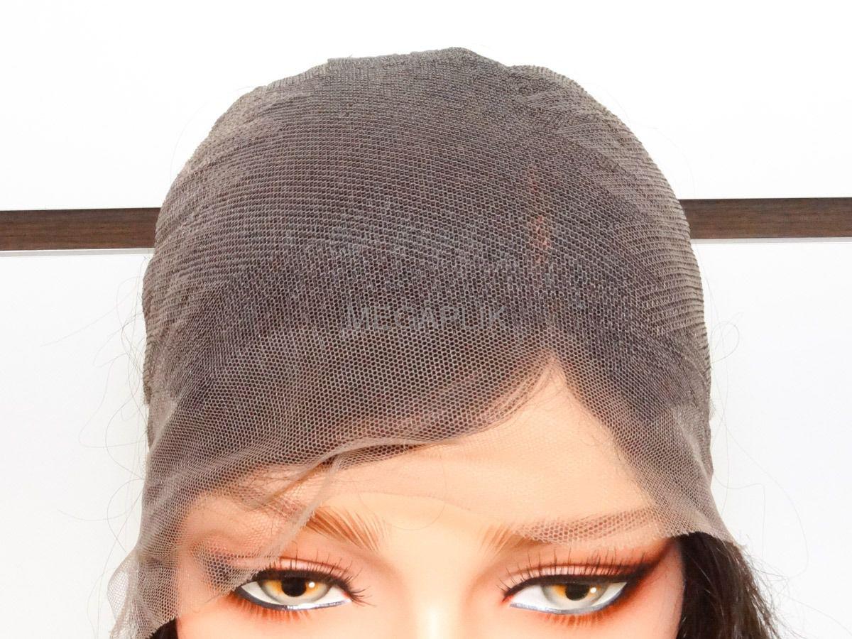 Peruca Full Lace Castanho Natural - 60cm