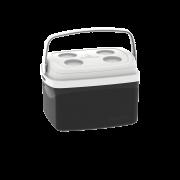 Caixa Térmica Preta Cooler 12 Litros Soprano