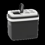 Caixa Térmica Preta Cooler 32 Litros Soprano