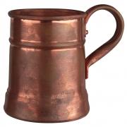 Caneca Envelhecida Viking Cobre Moscow Mule 350 ml
