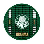 Conjunto com 4 Porta Copos Emborrachado 9 cm - Palmeiras