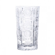 Copo Alto Vidro Sodo-Cálcico Para Drink Starry 300ml