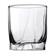 Copo Baixo Whisky Em Vidro Luna 350ml