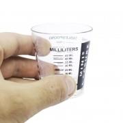 Copo Dosador Acrílico Multi-Medidas