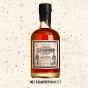 Coquetel Engarrafado Drink 375ml Old Fashioned APOTHEK